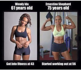 fitness at 43